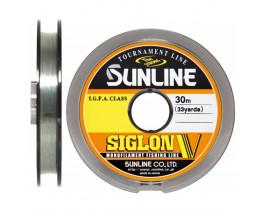 Леска Sunline Siglon V 30m