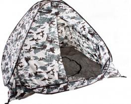 Палатка зимняя с дном