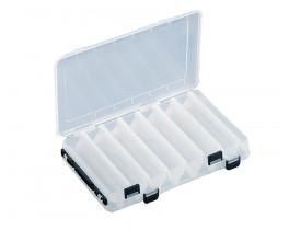 Коробка для воблеров двусторонняя Meiho Reversible 165 Clear