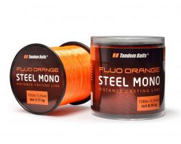 Леска Tandem Baits Steel Mono Fluo 1200m