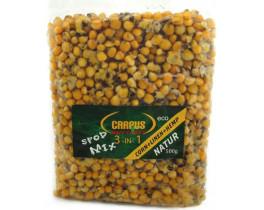 """Зерновая смесь Carpus """"Кукуруза+Лен+Конопля"""" 0.5kg"""