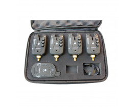 Набор сигнализаторов поклёвки WORLD4CARP FA211-4 V2