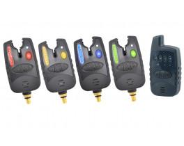 Набор сигнализаторов поклёвки WORLD4CARP FA209-4