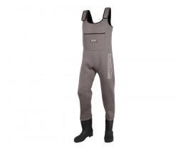 Забродный костюм неопрен SPRO Chest Wader PVC Boots 4 мм