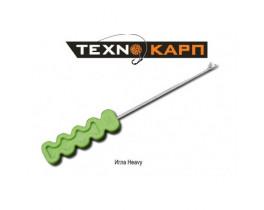 Монтажная игла толстая Технокарп Heavy Needle