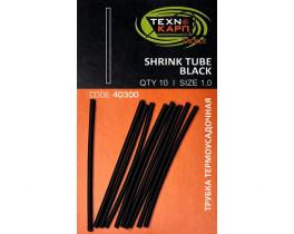 Набор термоусадочных трубок Технокарп черный