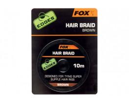 Нитка для волоса Fox Edges Hair Braid 10m