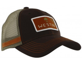 Бейсболка Westin Hillbilly Trucker Cap Grizzly Brown One Size