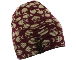 Шапка Westin Reversible Beanie Black Oxblood One Size (двухсторонняя)