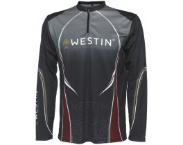 Полар Westin Tournament Shirt LS Pirate Black