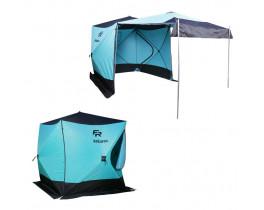 Палатка зимняя Fishing ROI Antares Куб с поднимающейся стенкой