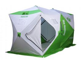 Палатка зимняя Fishing ROI Titan Куб двойная