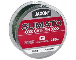 Плетенка Jaxon Sumato Cat Fish