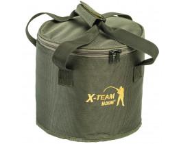 Ведро для прикормки Jaxon UJ-XCA03 26/23cm