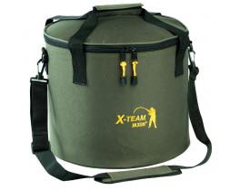 Ведро для прикормки Jaxon UJ-XAG01 35/30cm