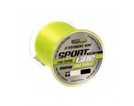 Леска Carp Pro Sport Line Yellow