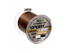 Леска Carp Pro Sport Line Dark Brown