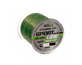 Леска Carp Pro Sport Line Green Camo