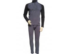Термобелье BAFT Z-LINE MEN gray/black
