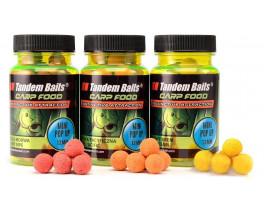 Бойлы Tandem Baits Carp Food Perfection Mini Pop-Up 12mm 30g (New) 2021