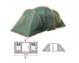 Палатка Tramp Totem Hurone 4 (V2)