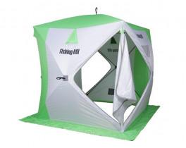 Палатка для зимней рыбалки Куб Fishing ROI CYCLONE