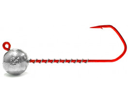 Джиг-головка Jigger крючок VMC Barbarian Red 120L