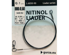 Поводок Gurza NITINOL leader L-6030