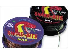 Поводковый материал Kryston Snake-Bite