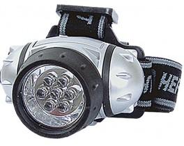 Фонарь налобный  Jaxon Round LED
