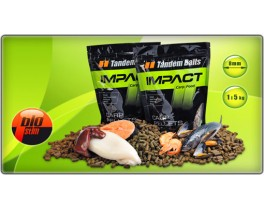 Tandem Baits Impact Carp Pellet Bio Stim