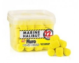 Пеллетс Fluro Pop-Up Pellets 22mm Yellow Marine (Yellow)