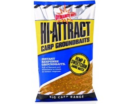 Прикормка Hi-Attract Groundbaits Hemp and Sweetcorn  900g