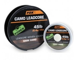 Leadcore Dark Camo 45lb 25m лидкор