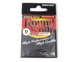 Застежка Decoy Round Snap