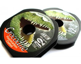 Леска Jaxon Crocodile Fluorocarbon Coated