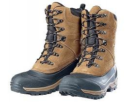 Ботинки зимние Jaxon BZD (натуральная кожа)