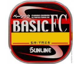 леска Sunline Basic FC 225m 20lb/ 5