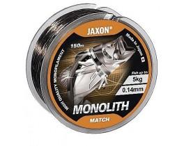 Леска Jaxon MONOLITH Match