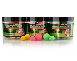 Бойлы Tandem Baits Super Feed Fluo Pop-Up 14mm/16mm Mix 90g