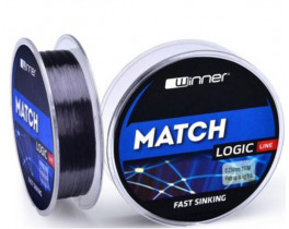 Леска Winner Logic Match fast sinking line