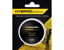 Поводковый материал Tandem Baits Hybraid Complex 20m 30lb