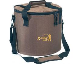 Ведро для прикормки Jaxon UJ-XTH01 35x30cm