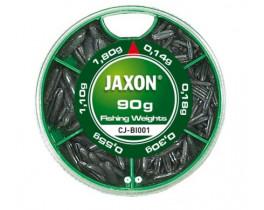 Набор грузил Jaxon BI001 90g оливки