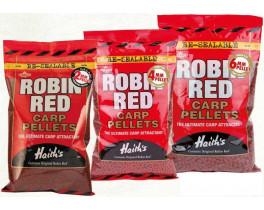 Пеллетс Dynamite Baits Pre-Drilled Carp Pellet Robin Red 900g