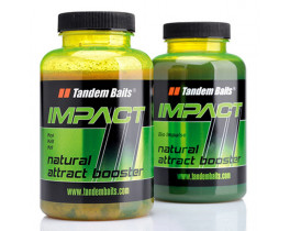 Tandem Baits Impact Natural Attract Booster 300ml