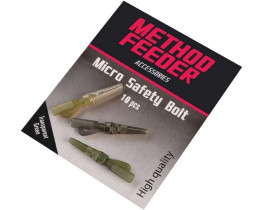 Клипса Winner Method Feeder Micro Safety Bolt 10 шт